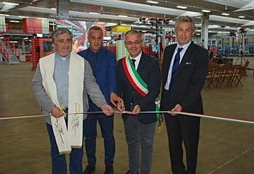 Inaugurato In Italia il più grande impianto di lavorazione kiwi d