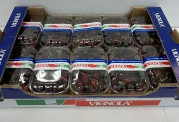Le ciliegie di Agrintesa arrivano anche negli Emirati Arabi