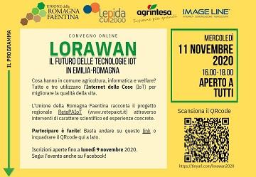 LORAWAN: il futuro delle tecnologie IOT in Emilia-Romagna