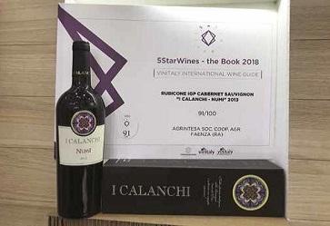 Il Vinitaly premia la qualità del vino della cooperativa Agrintesa